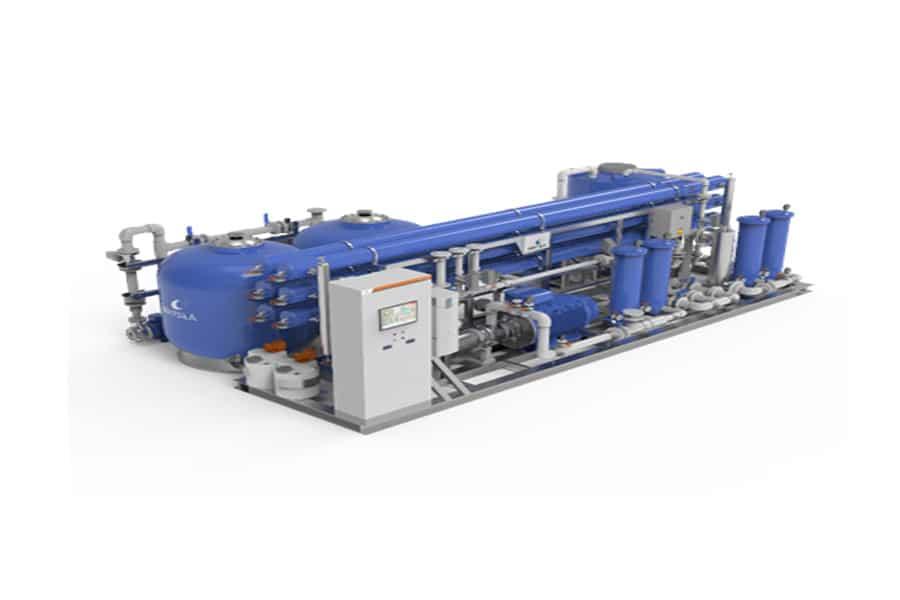 دستگاه ro صنعتی