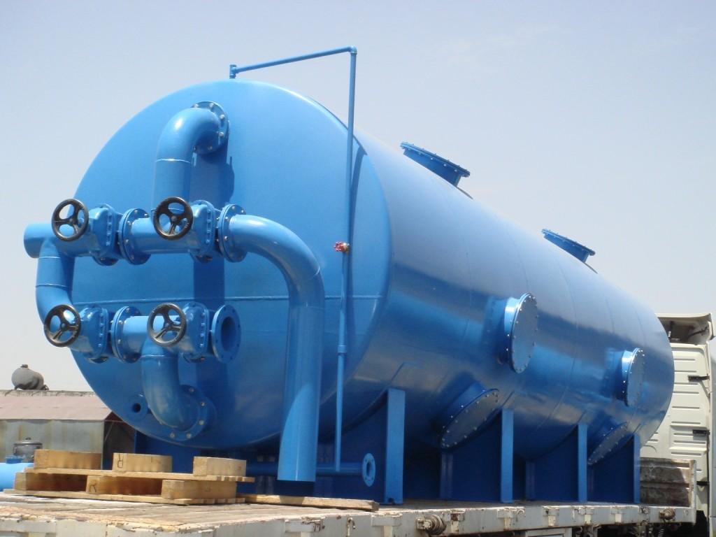 طراحی و ساخت انواع پکیج تصفیه آب
