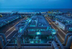 تصفیه آب دریا برای تامین آب
