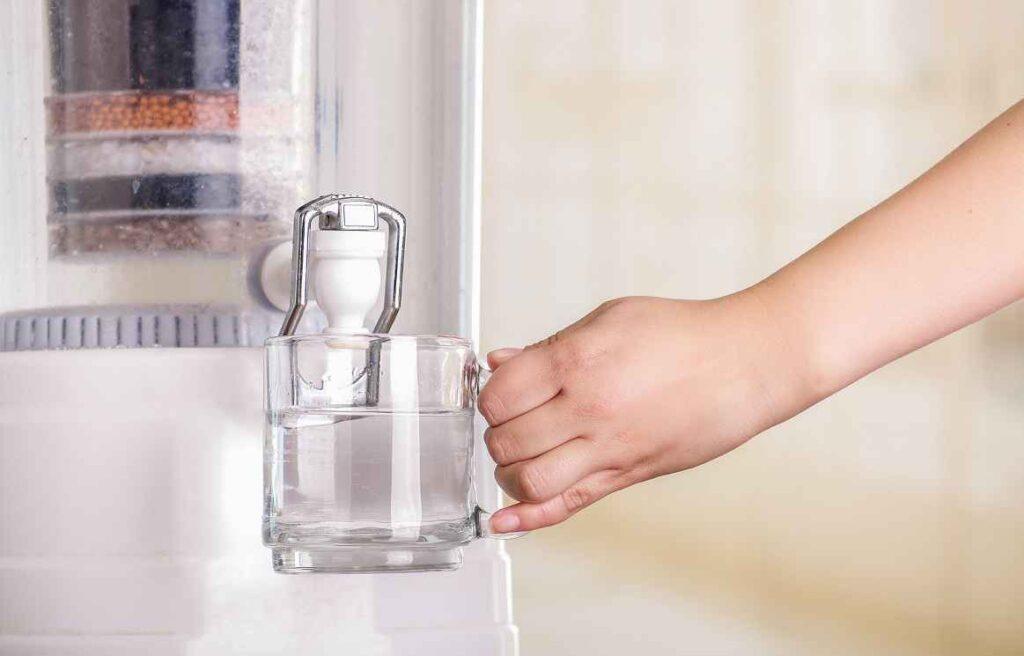دستگاه تصفیه آب خانگی و سنگ کلیه