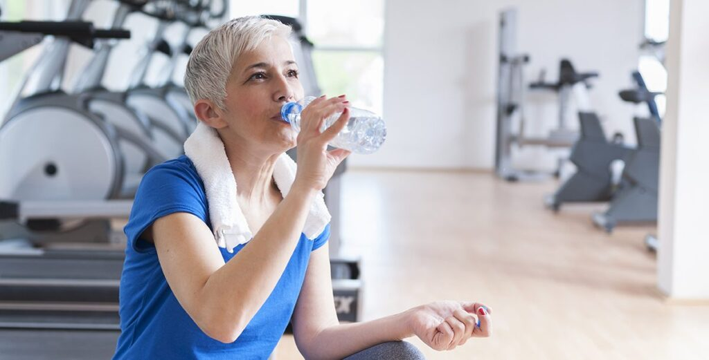 ننوشیدن آب