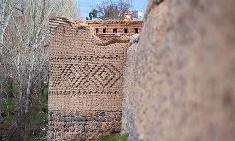 چشمه شهر کهنه