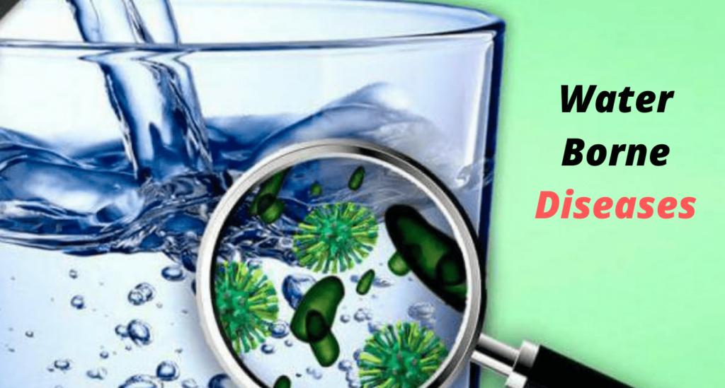 بیماری های قابل انتقال از آب